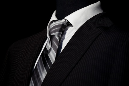 Chic and stylish suit Stock Photo - 10596792