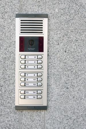 Video citofono nella voce di una casa