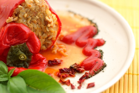 delicacy: Hungarian delicacy, stuffed red pepper