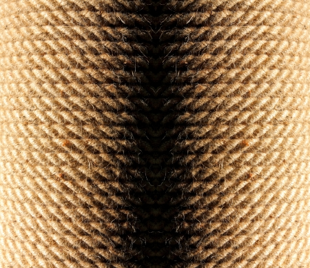 curvature: Big coil of rope ship, texture and background