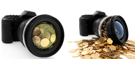 telephoto: Slr camera, creative photography, art, business and way of life