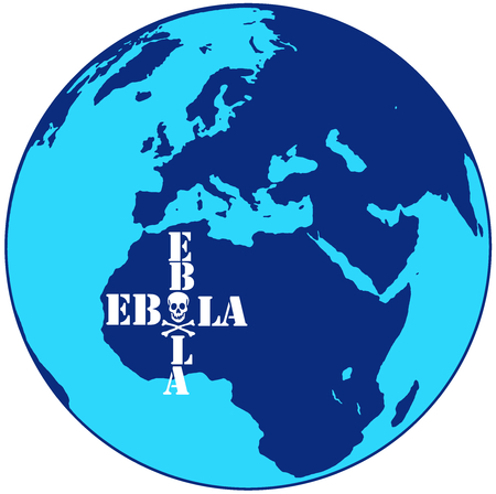 rood: Ebola african virus disease and fever