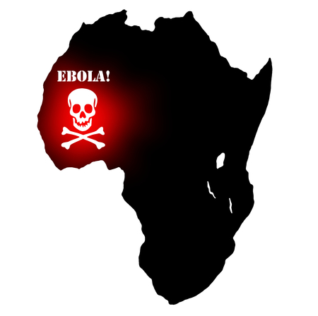 rood: Ebola african virus disease