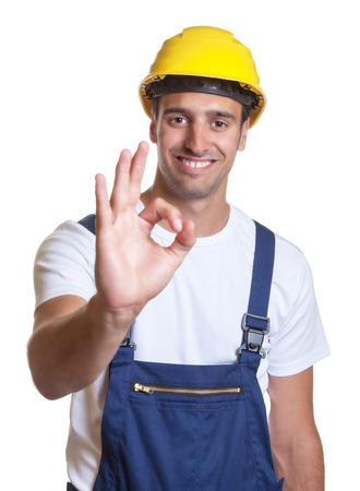compliment: Compliment from a latin construction worker