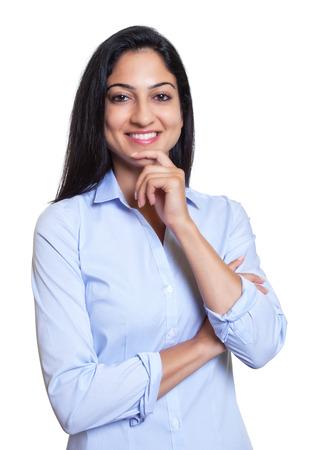 black hair woman: Modern turkish businesswoman