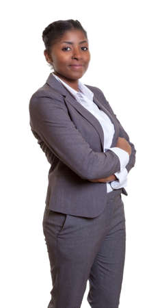 modern businesswoman: Laughing african businesswoman