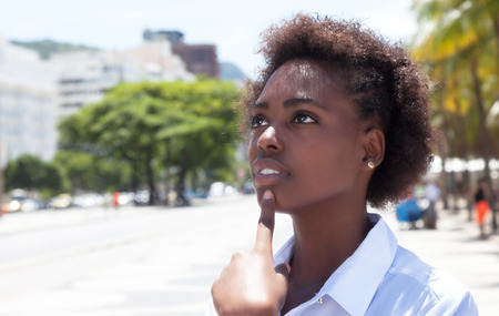 visions of america: Thinking african american woman in the city