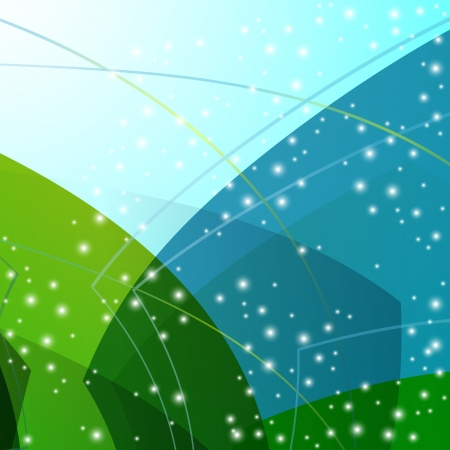 abstract background, vector style Illustration
