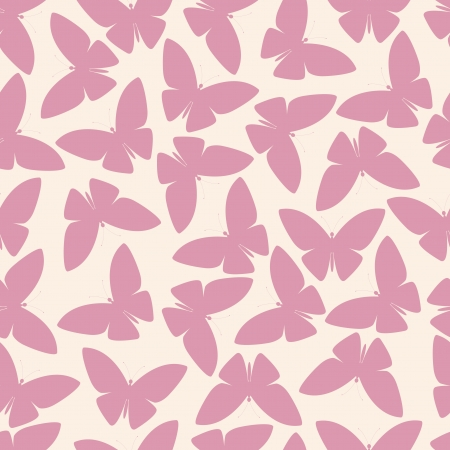 wingspan: seamless pattern or abstract butterfly in vector style
