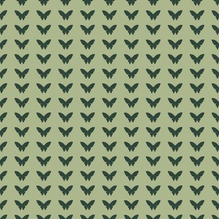 wingspan: set di farfalle e astratto senza soluzione di sfondo