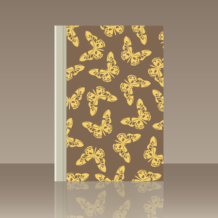 Flying insects cover design image