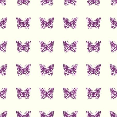 Flying insect pattern image illustration Illustration