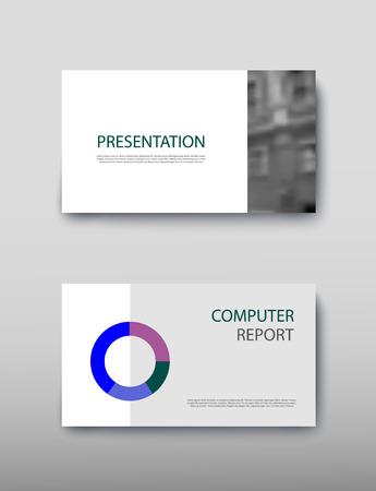 Cartel infografía información empresarial diseño moderno conjunto propuesta anuncio. Ilustración de vector con esquema gráfico Ilustración de vector
