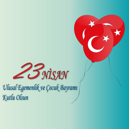 April 23 National Sovereignty and Childrens Day