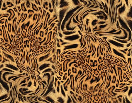 Texture de fond léopard Banque d'images - 94800246