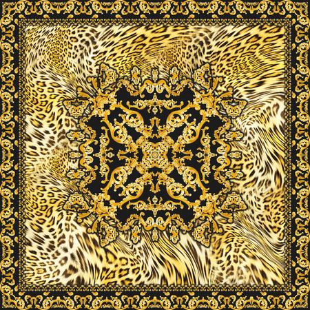 Baroque pour le design Banque d'images - 94652624
