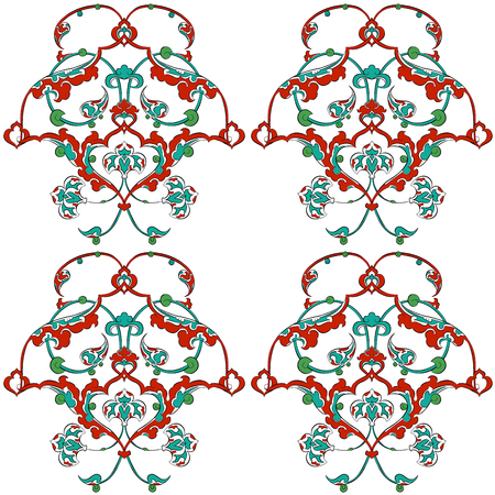 ethnic pattern Imagens