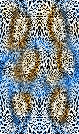 Peau de léopard Banque d'images - 94831036