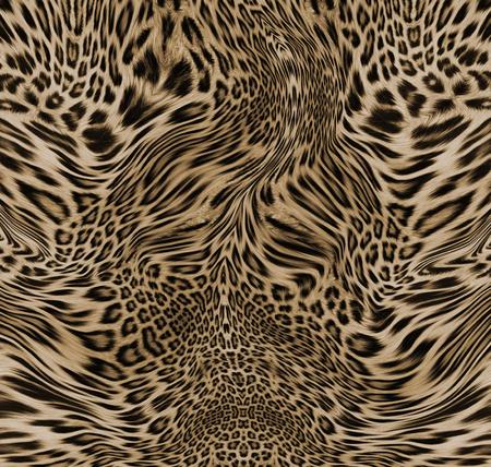 Peau de léopard Banque d'images - 94831037