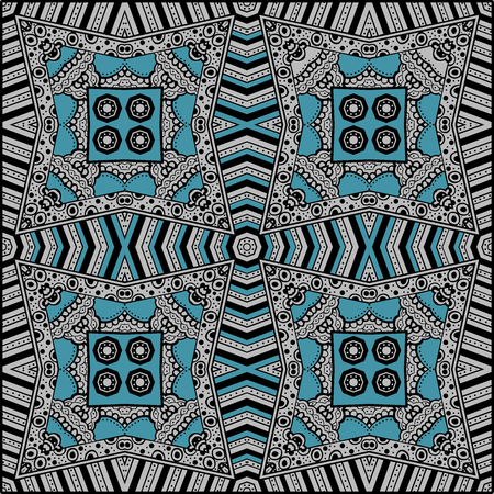 Abstract striped textured geometric  pattern