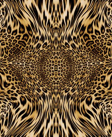 Peau de léopard Banque d'images - 94831109