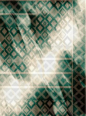 ethnic rug carpet Banque d'images