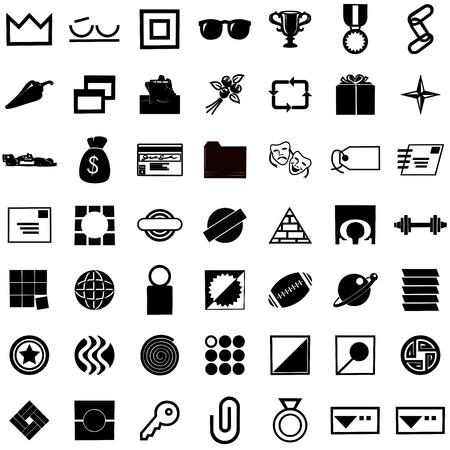 icons Stock Photo - 13368347