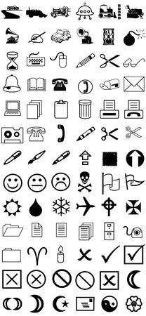 symbols Stock Photo
