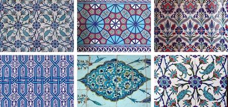 topkapi: Oriental Tiles