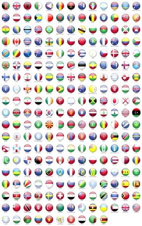banderas del mundo: Alrededor de las banderas