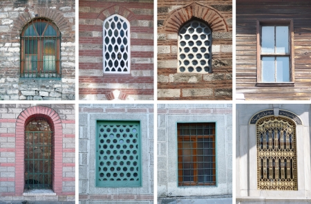 windows collage Stock Photo - 15146640