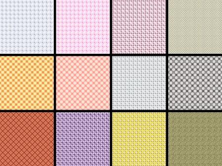 relievo: fabric background Stock Photo