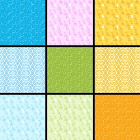 relievo: background color