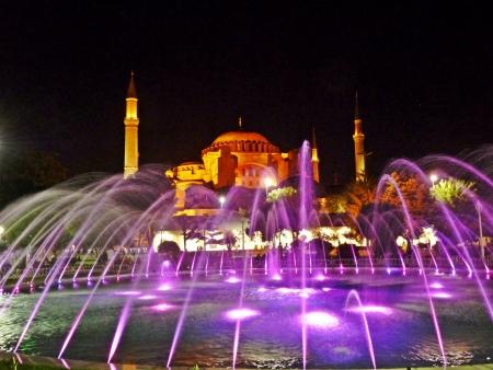 fidelidad: Hagia Sophia