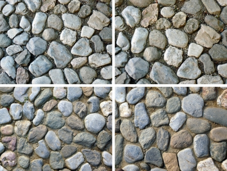 indentation: stone wall texture
