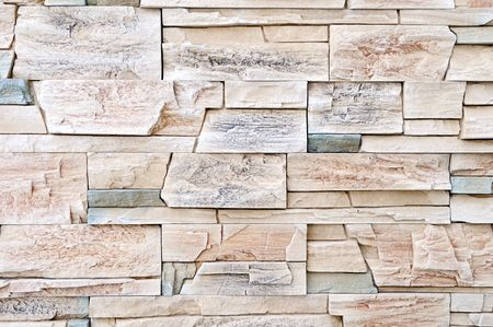 brick stone exter and inter decoration building material for wall finishing Stock Photo - 6504336