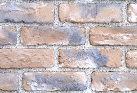 brick stone exter and inter decoration building material for wall finishing Stock Photo - 6504365
