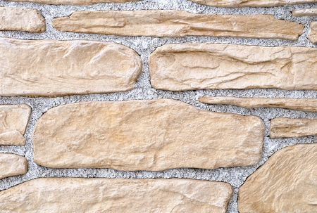 Natural stone exter and inter decoration building material for wall finishing Stock Photo - 6504366