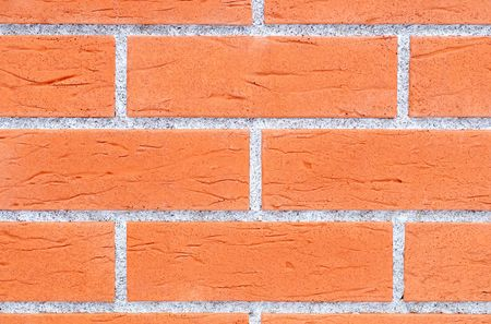 rigidity: brick stone exterior and interior decoration building material for wall finishing Stock Photo