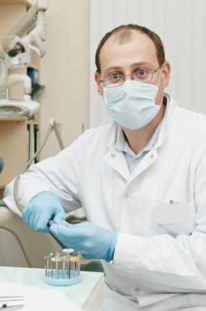 dentist doctor man photo