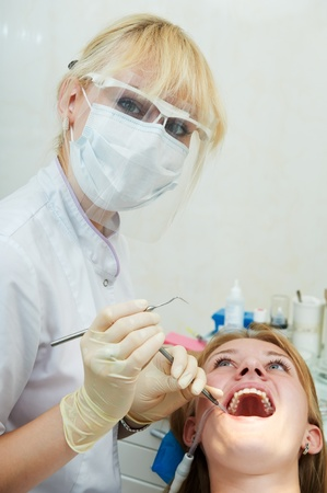 Dental medical treatment photo