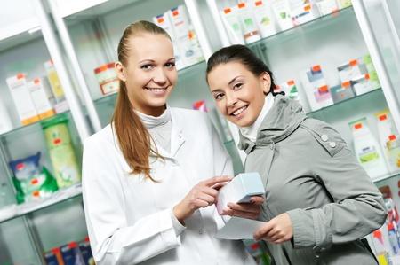 medical pharmacy drug purchase Stock Photo - 11006461