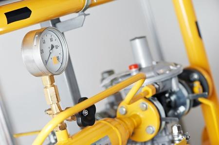 caños de agua: Sistema de calefacción de la caldera sala de equipos