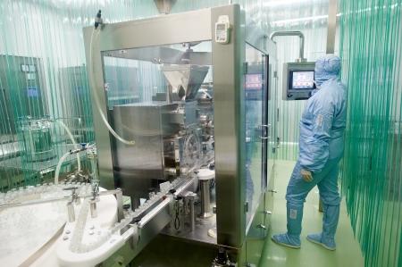 fettler: trabajador de la f�brica farmac�utica