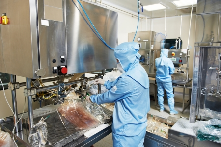 pharmaceutical factory worker Stock Photo - 15973881