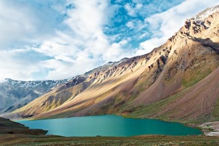 himalayas: Himalayas mountains in india spiti valley Stock Photo