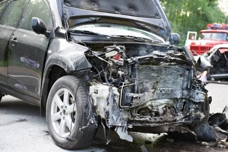 crash car: car crash