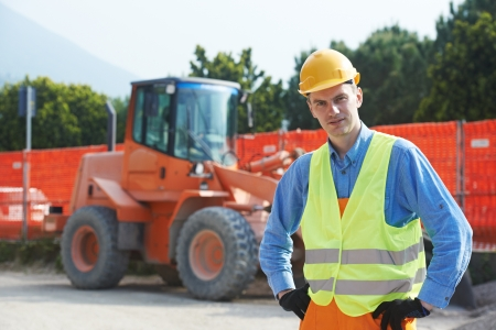 jobsite: construction worker