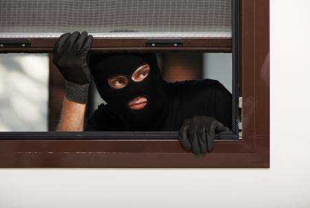 felony: thief burglar at house breaking