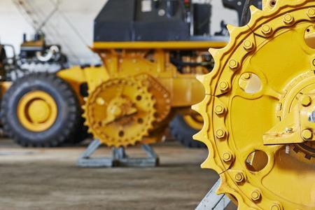 maquinaria pesada: industrial pesado taller monte máquinas en línea de producción de la fábrica de fabricación